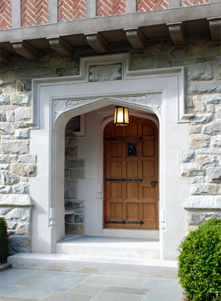 Interesting English Tudor Front Doors Contemporary - Image design . & Terrific English Cottage Style Front Door Images - Exterior ideas 3D ...
