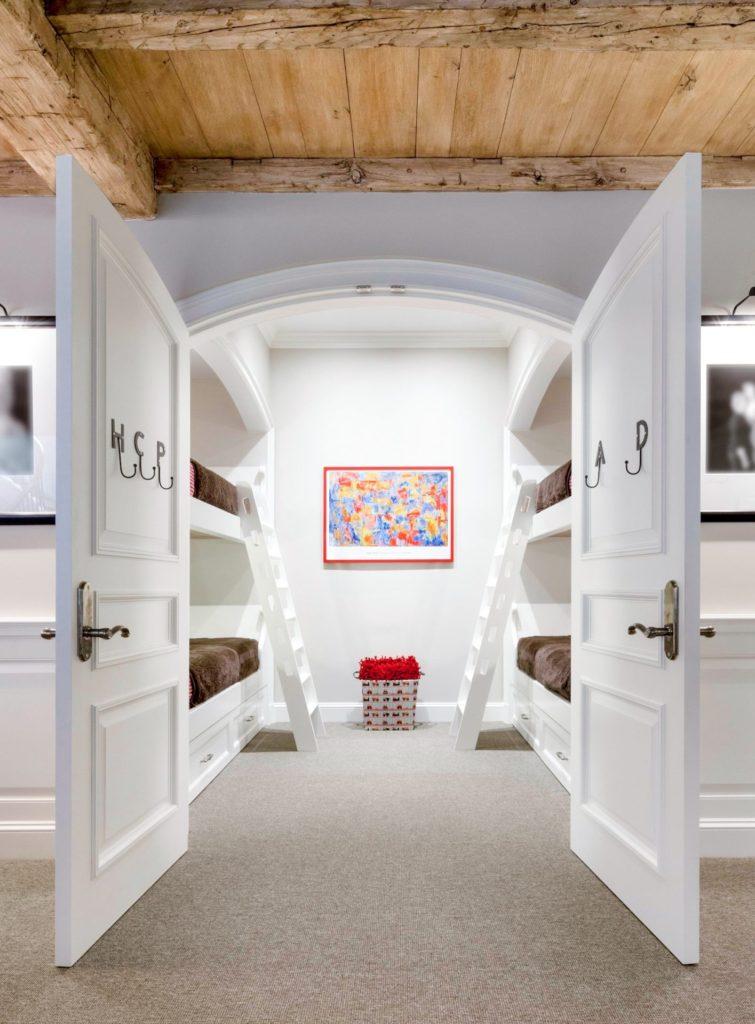 4 Stylish Bunk Bed Designs Douglas Vanderhorn Architects